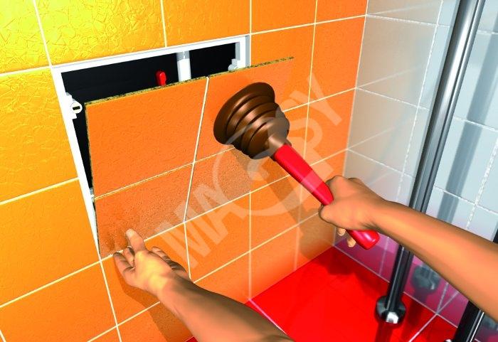 Vasca Da Bagno In Lamiera Zincata : Vasca da bagno in lamiera zincata: box in acciaio bianco lamiera